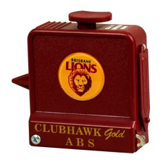 Club Hawk AFL Measure - Brisbane Lions