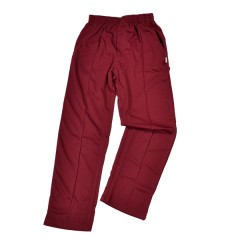 Driveline Trousers - Burgundy