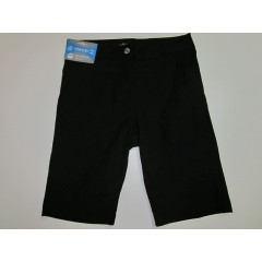 Sporte Leisure Ladies Stretch Shorts Black - SLB092