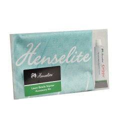Henselite Lawn Bowls Starter Accessory Kit - Limited Edition - Aquamarine