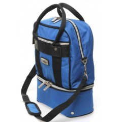 Hunter 310 2 Bowl Carry Bag Cobalt