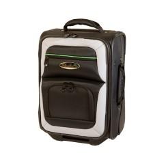 Henselite Bowls Bag: Model HT651 Black/Grey