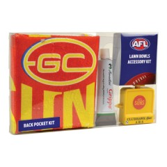 AFL Back Pocket Kit - Gold Coast Suns