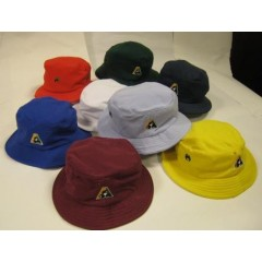 Henselite Coloured Bucket Hats