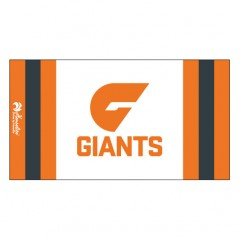 Henselite AFL Dri Tec Towel - GWS Giants