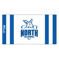 Henselite AFL Dri Tec Towel - North Melbourne